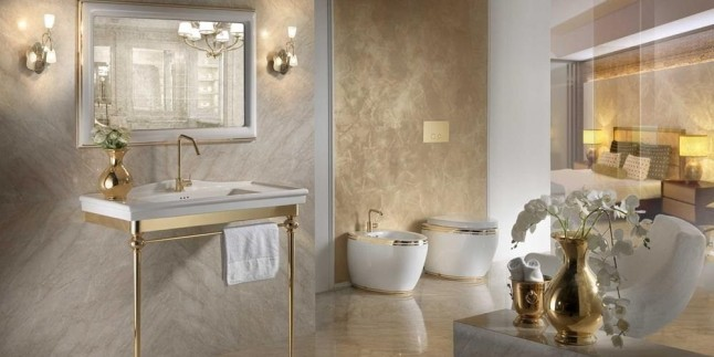 Dekoratif Banyo Ürünleri