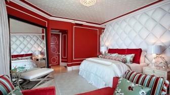 2017 Kırmızı Dekorasyon Modelleri ve Fikirleri