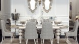 2017 Zebrano Yemek Odası Takımları