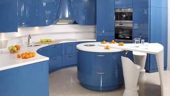 2017 Modern Mutfak Dolabı Modelleri