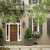 En Güzel Dış Kapı Dekorasyon Modelleri