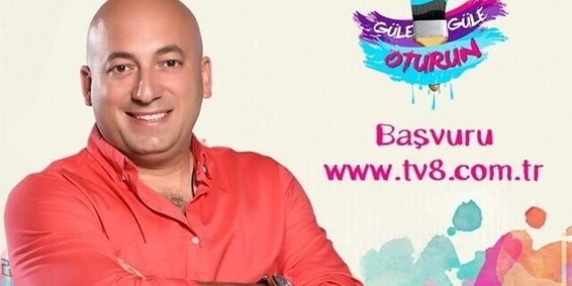 TV8 Güle Güle Oturun Başvuru Formu ve Bilgileri