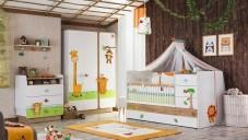 2017 Çilek Bebek Odası Takımları