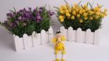 2017 İkea Vazo ve Yapay Çiçek Modelleri