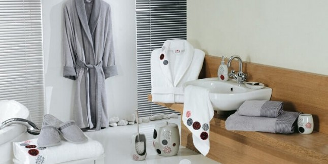 2017 İkea Banyo Tekstili