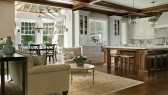 Açık Mutfak ve Salon Dekorasyon Fikirleri