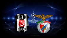Kartal Benfica Maçına Hazırlanıyor