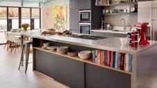 2017 Amerikan Mutfak Tasarımları