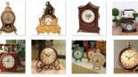 Antika Masa Saatleri