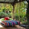 Bahçe ve Teraslar İçin Salıncak Modelleri