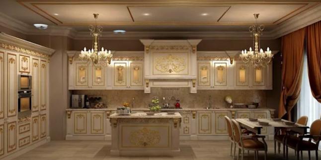 İlginç Mutfak Tasarımları