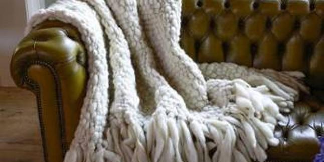 İlginç Battaniye Tasarımları