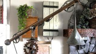 Metal Borularla Yapılabilecek Dekorasyonlar