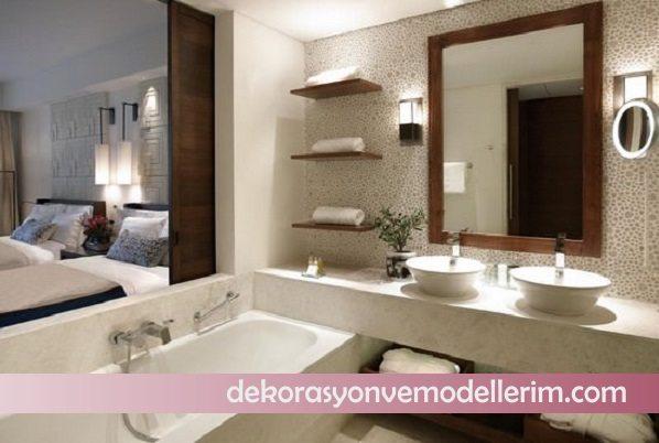 Banyo dekorasyon aksesuarlar ev dekorasyonu ve yeni modeller - Banyo dekorasyon ...