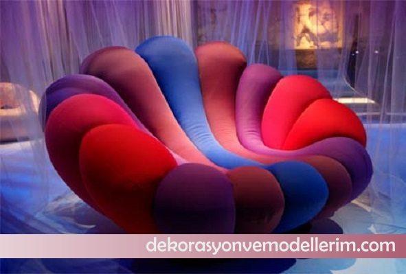 Dekorazon Puf Koltuk Modelleri Ev Dekorasyonu Ve Yeni Modeller