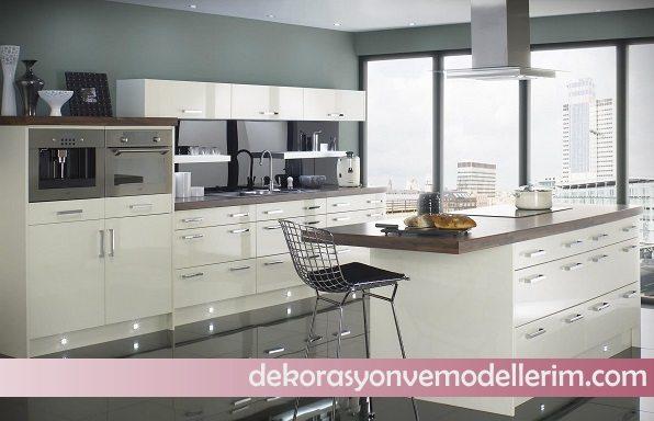 2017 ko ta mutfak dolaplar modelleri ev dekorasyonu ve yeni modeller. Black Bedroom Furniture Sets. Home Design Ideas