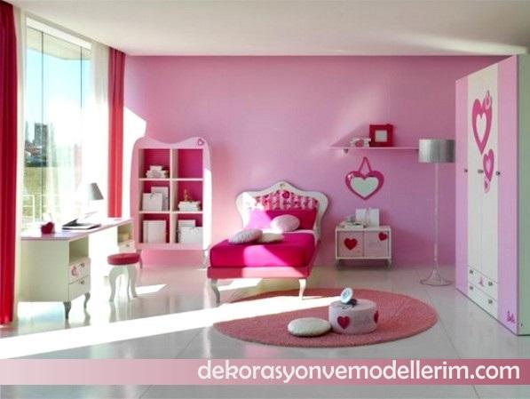 2017 Renkli Genc Odalari Ev Dekorasyonu Ve Yeni Modeller