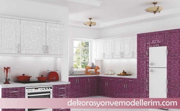 2017 tekzen mutfak dolaplar modelleri ev dekorasyonu ve yeni modeller. Black Bedroom Furniture Sets. Home Design Ideas