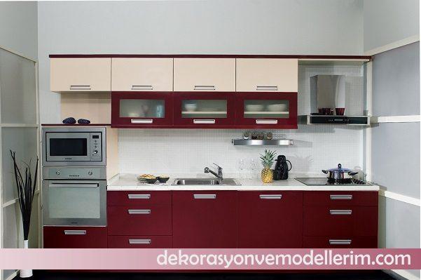 2017 yeni haz r mutfak dolaplar ev dekorasyonu ve yeni modeller. Black Bedroom Furniture Sets. Home Design Ideas