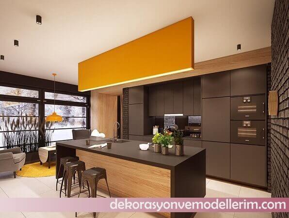 2017 en g zel mutfak modelleri ev dekorasyonu ve yeni modeller. Black Bedroom Furniture Sets. Home Design Ideas