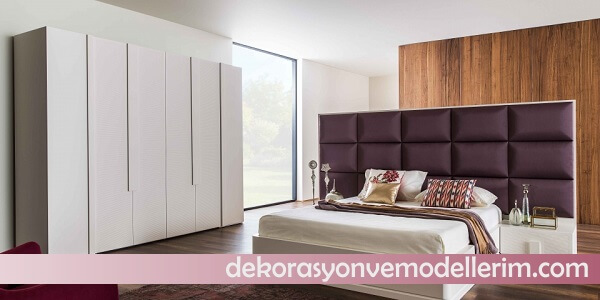 Vanessa Dante Yatak Odasi Takimi Ev Dekorasyonu Ve Yeni