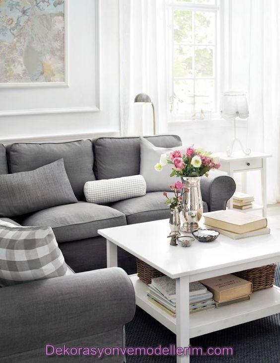 Ikea Koltuk Takimi Ve Orta Sehpa Ev Dekorasyonu Ve Yeni