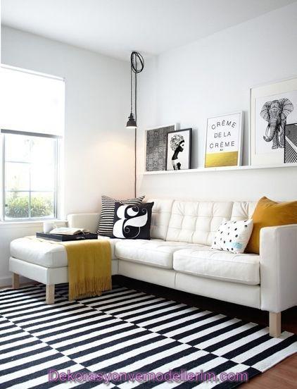 Ikea Salon Koltuk Takimi Ornegi Ev Dekorasyonu Ve Yeni